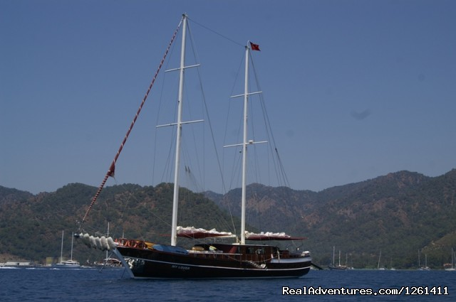 Selimiye Tour Yacht Charter In Turkey
