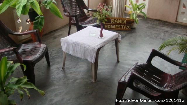 Balcony - Randi Homestay Negombo