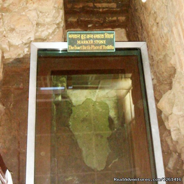 The exact birth place of Gautama Buddha, in Lumbini, Nepal. (#7 of 8) - Visit Lumbini Birth Place of Lord Buddha