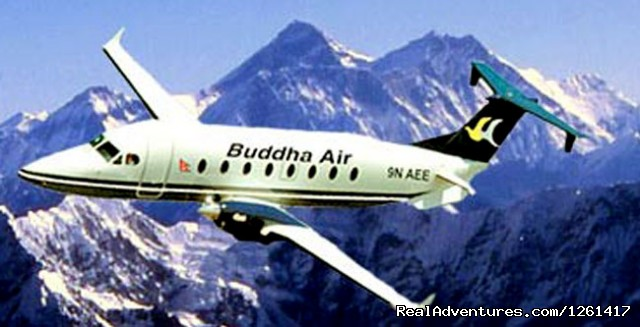 Everest Experience Mountain Flights in Nepal