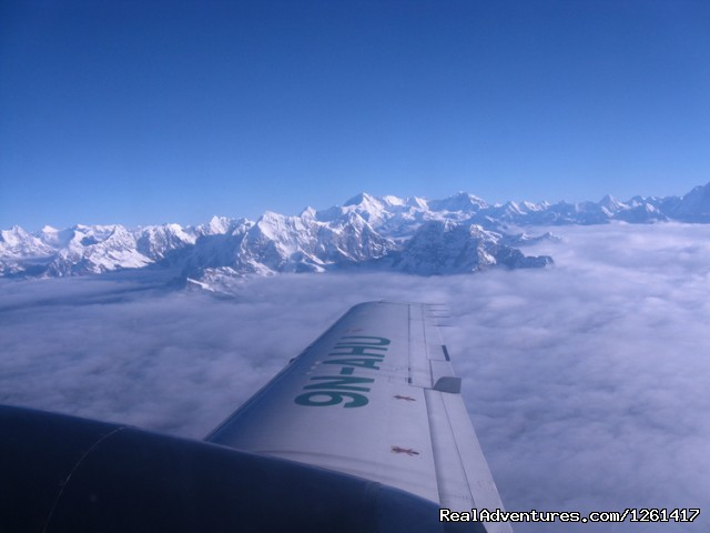 Wings - Everest Experience Mountain Flights in Nepal