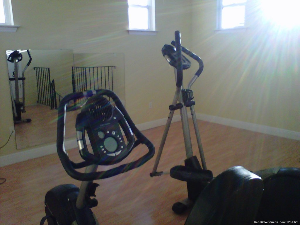3rd Floor Excerise Room | Image #3/6 | Executive waterfront house