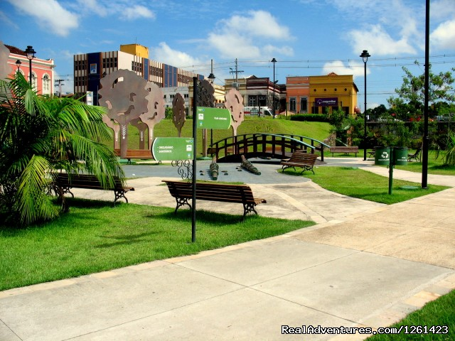 Jefferson Peres Park (right in front of the Hostel) (#13 of 15) - Big Hostel Brasil