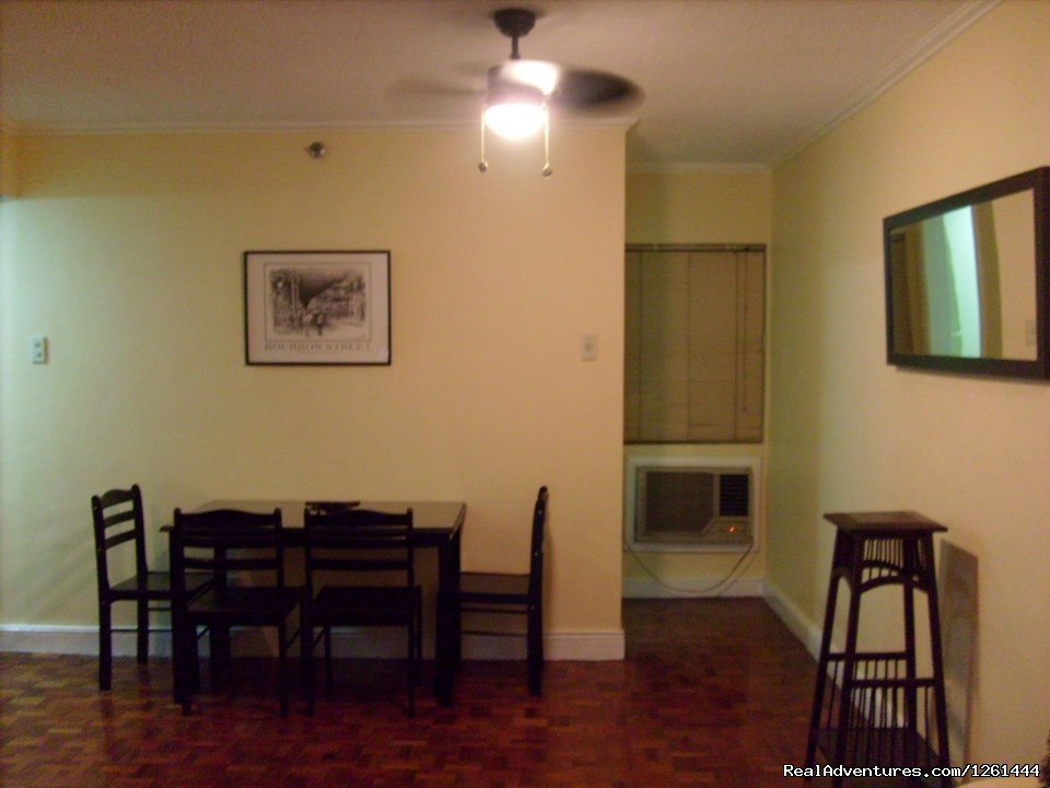 Dining area | Image #2/11 | Convenient,Affordable & Secure Condo in Makati