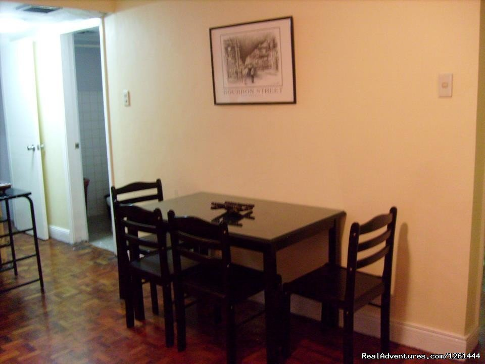 Dining room | Image #7/11 | Convenient,Affordable & Secure Condo in Makati