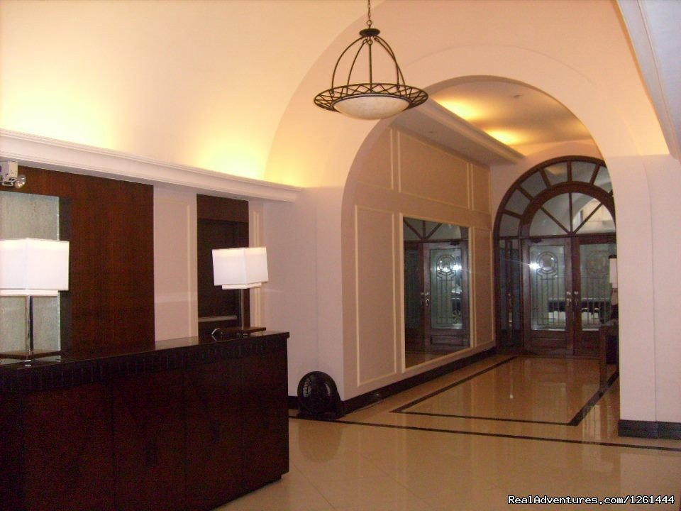 Secure Lobby | Image #9/11 | Convenient,Affordable & Secure Condo in Makati