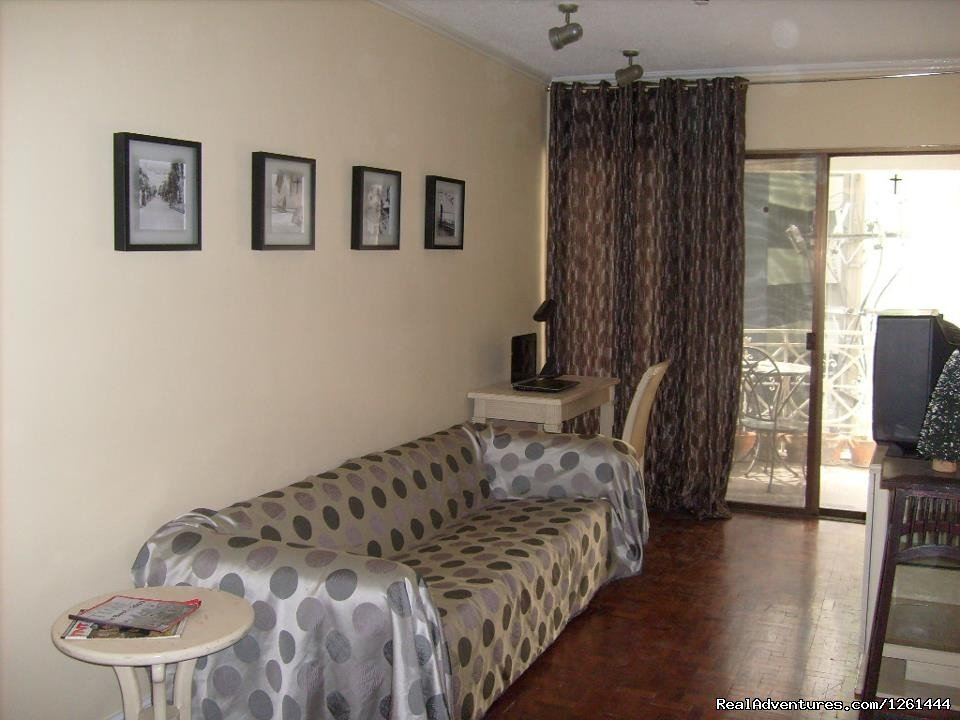 Living room | Image #11/11 | Convenient,Affordable & Secure Condo in Makati