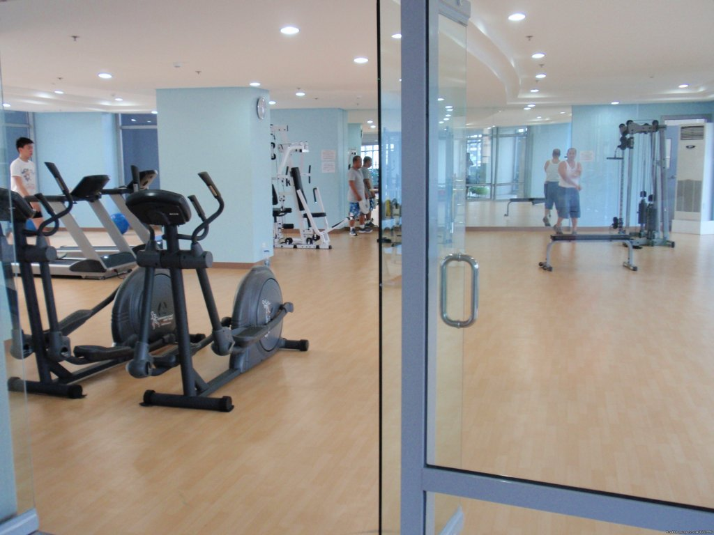 Fitness Center | Image #9/26 | Fully Furnished Studio-Condo Unit in Manila