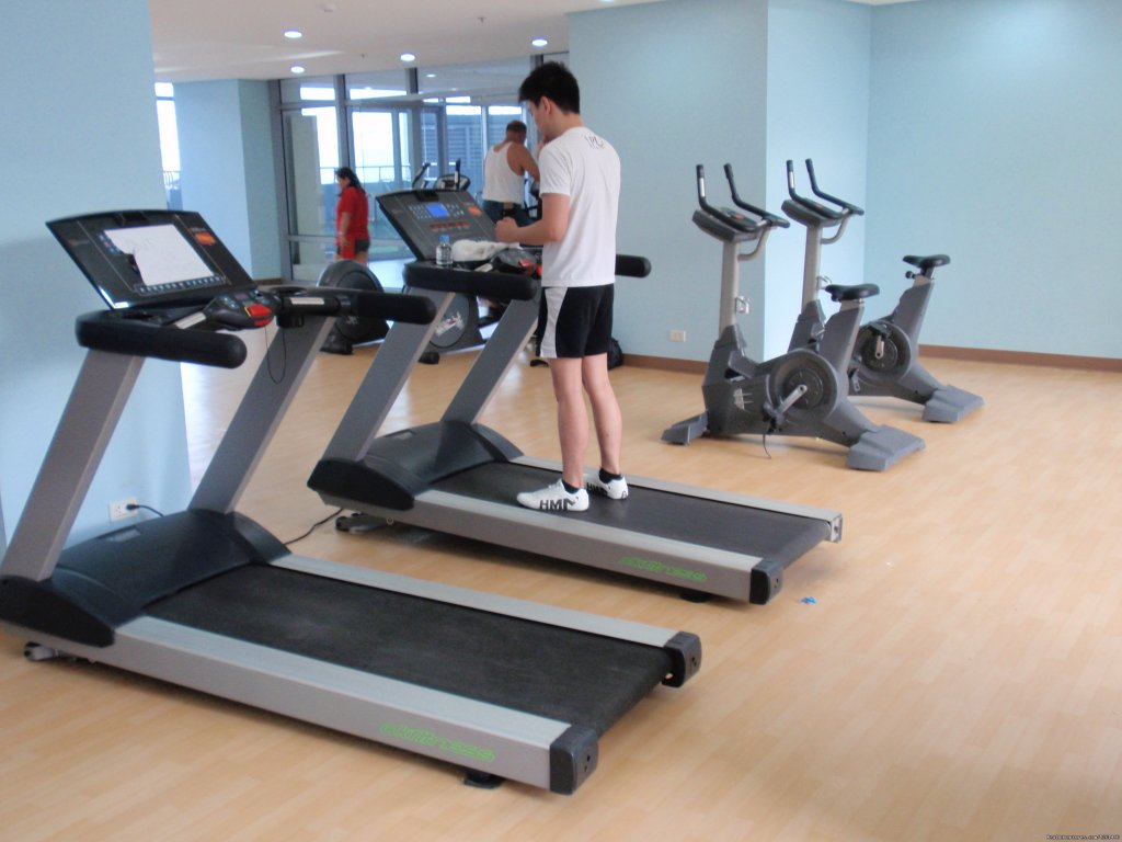 Fitness Center | Image #11/26 | Fully Furnished Studio-Condo Unit in Manila