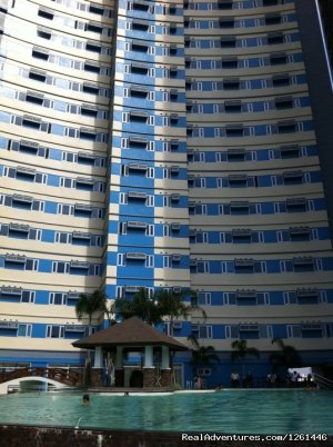 Fully Furnished Studio-Condo Unit in Manila Binondo, Philippines Vacation Rentals
