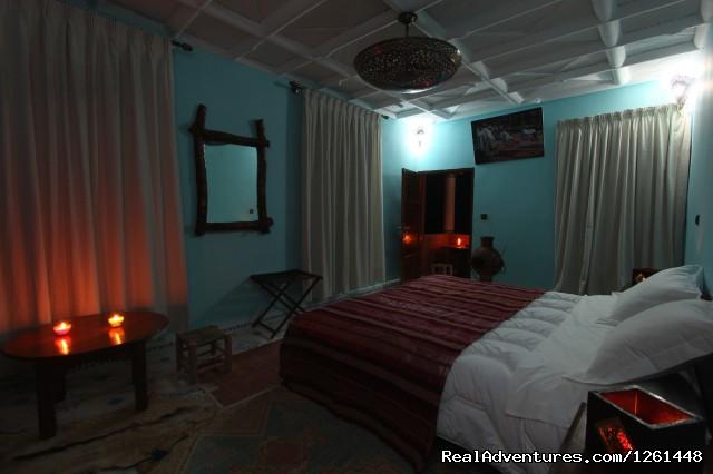 Double room/ Tamatert - Riad Toubkal Imlil