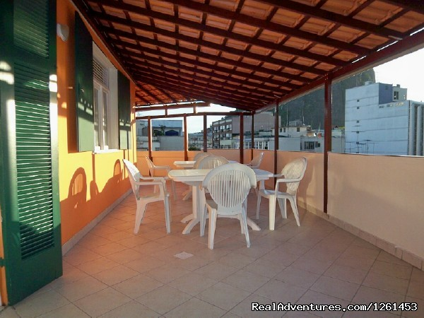 Great 1 br - Penthouse in Copacabana: