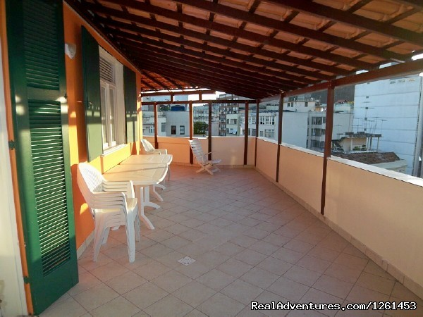 Image #2 of 13 - Great 1 br - Penthouse in Copacabana