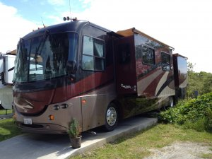 Privately Owned COACH 40' Class A Diesel RV Rentals Fremont, California