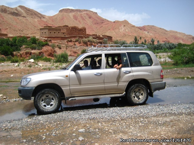 4x4 Adventure - Camel Safaries Morocco