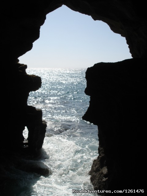 Herculs Cave in Tanger - Camel Safaries Morocco