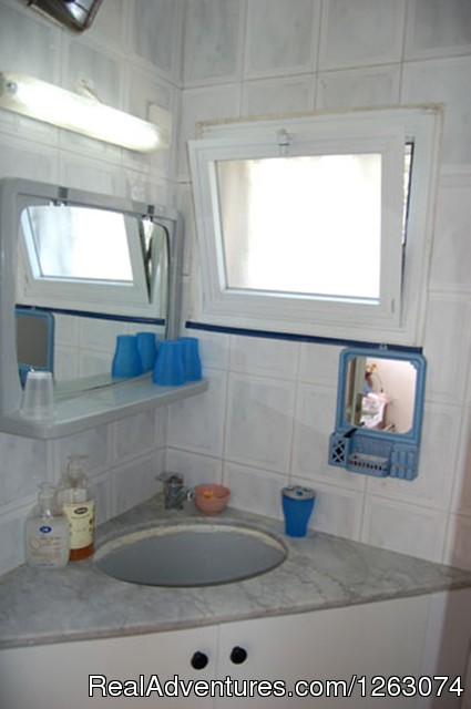 Toilet And Shower Room - Stella- Maris Hosting: Vacation  Rental