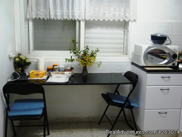 Kitchen - Stella- Maris Hosting: Vacation  Rental