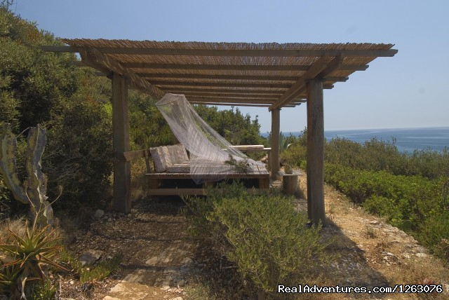 Isola di Eea, 'The Gazebo' - Romantic Weekend in the Italian Mediterrean Coast