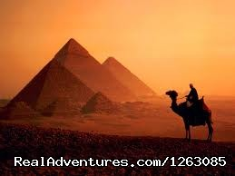 - JEWELS OF EGYPT + NILE WITH RED SEA  07 Nights