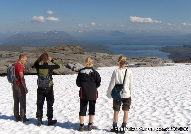 Hiking in Greenland and Lapland: Hiking in Greenland and Lapland