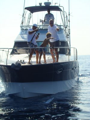 Catch Tunas and Swordfish in the Adriatic Sea Jezera, Croatia Fishing Trips