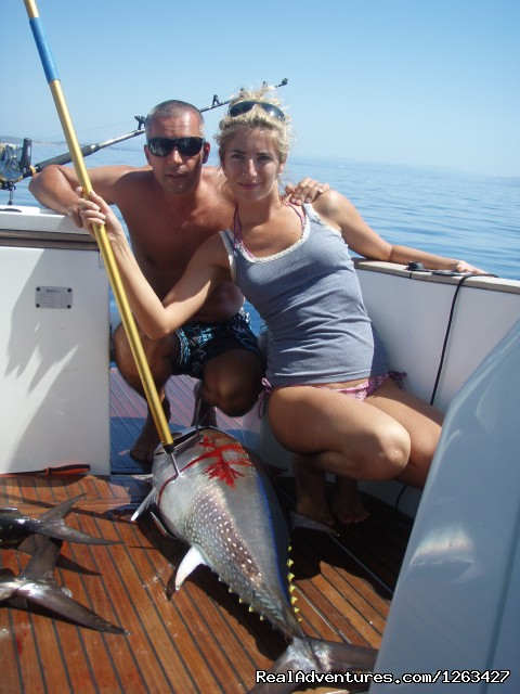 - Catch Tunas and Swordfish in the Adriatic Sea