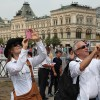 Explore Moscow and get photographed