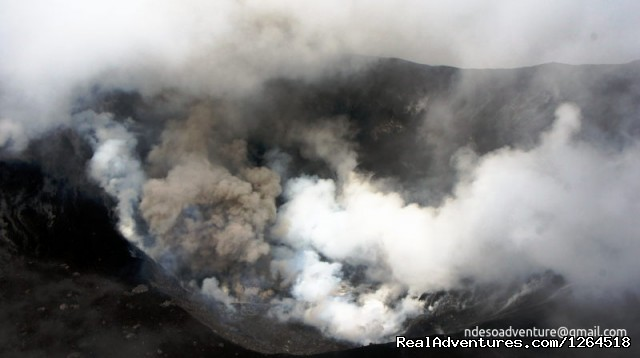 Dukono Volcano (Gunung Dukono) - Volcano Adventure Tour in Indonesia