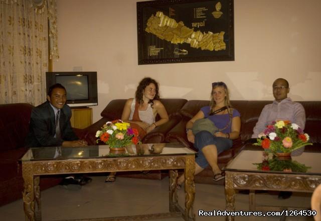 Hotel Lobby (#3 of 14) - Hotel Nepalaya