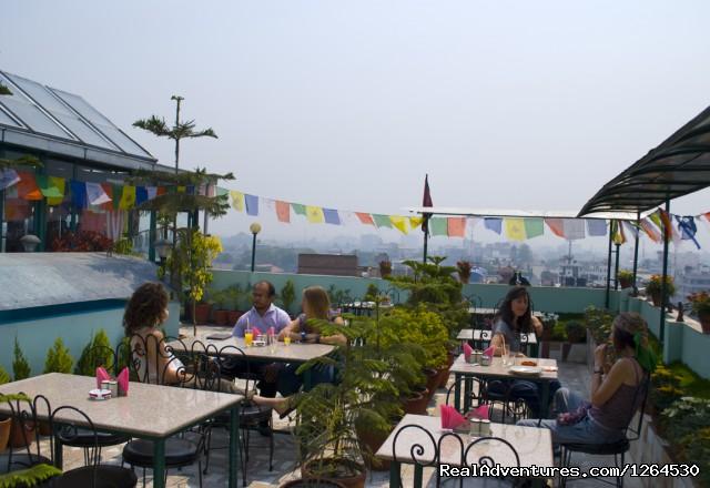 hotel nepalaya  kathmandu  nepal bed   breakfasts realadventures