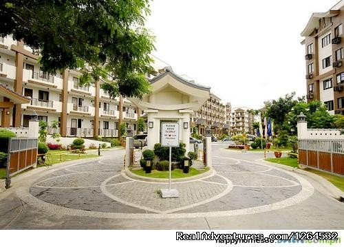 Entrance Gate | Image #3/17 | Fully Furnished Condo For Rent In Pasig