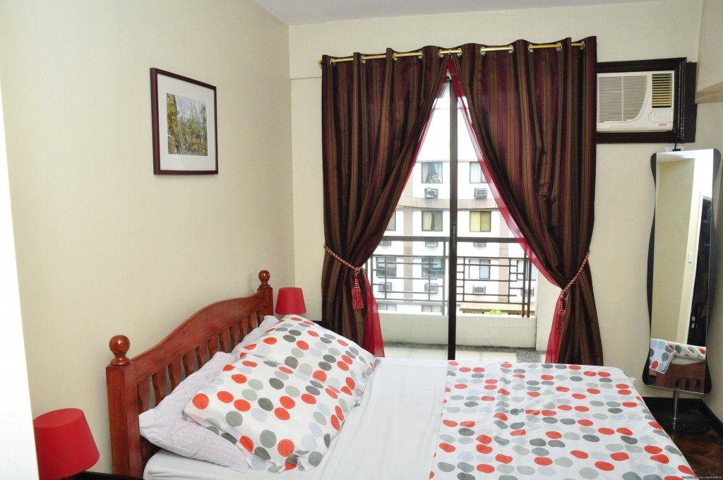 1st Bedroom | Image #8/17 | Fully Furnished Condo For Rent In Pasig
