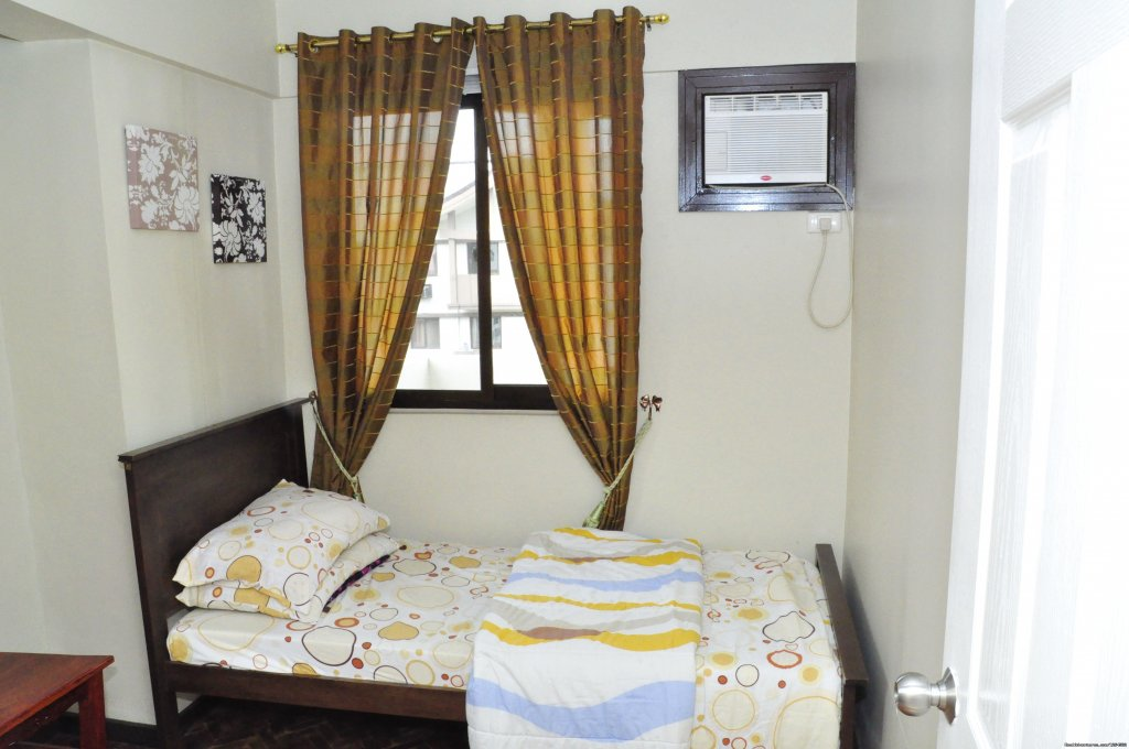 2nd Bedroom | Image #9/17 | Fully Furnished Condo For Rent In Pasig