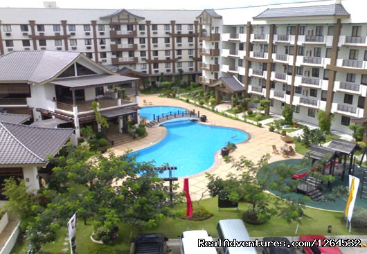 Fully Furnished Condo For Rent In Pasig
