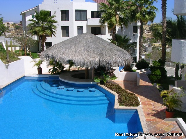 Hacienda Los Cabos 2 bdrm condo. Great Rates Vacation Rentals San Jose Del Cabo, Mexico