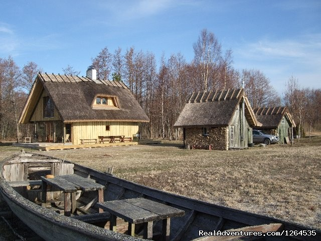 Accommodation in Estonia - Accommodation in Saaremaa