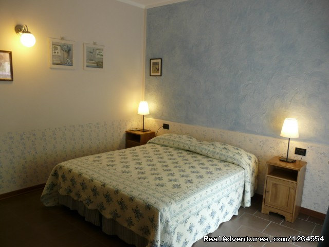 Double Room - Garda Lake and Hills