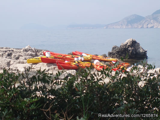 - Sea Kayaking week in Dubrovnik region