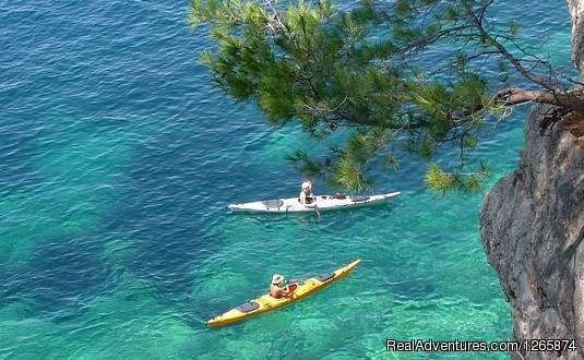 .... - Sea Kayaking week in Dubrovnik region