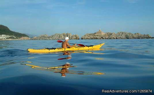 Image #4 of 15 - Sea Kayaking week in Dubrovnik region