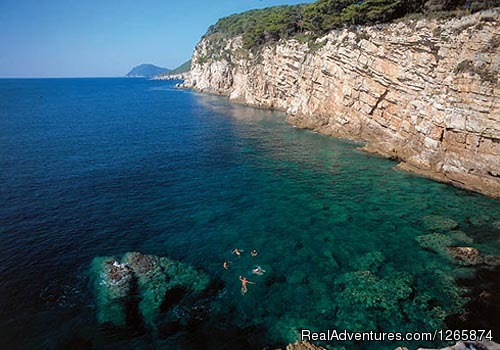Kolocep cliffs (#10 of 15) - Sea Kayaking week in Dubrovnik region