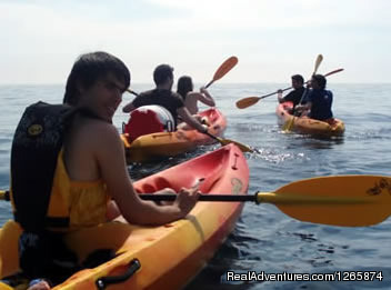 Sea kayaking - Sea Kayaking week in Dubrovnik region