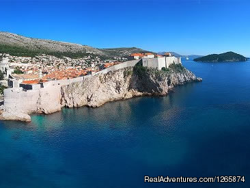Dubrovnik city walls (#1 of 15) - Sea Kayaking week in Dubrovnik region