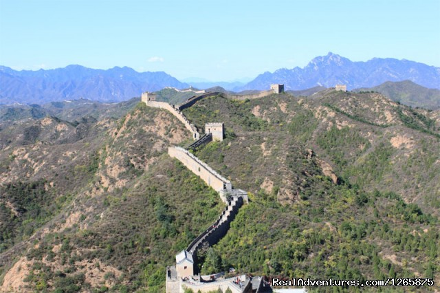 Great Wall hiking from Simatai West to Jinshanling - Small Group Highlight of Great Wall Hiking (1 day)