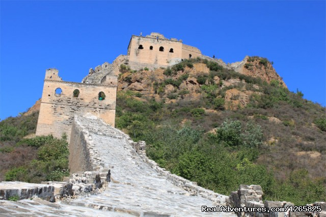 Small Group Highlight of Great Wall Hiking (1 day): Great Wall hiking from Simatai West to Jinshanling