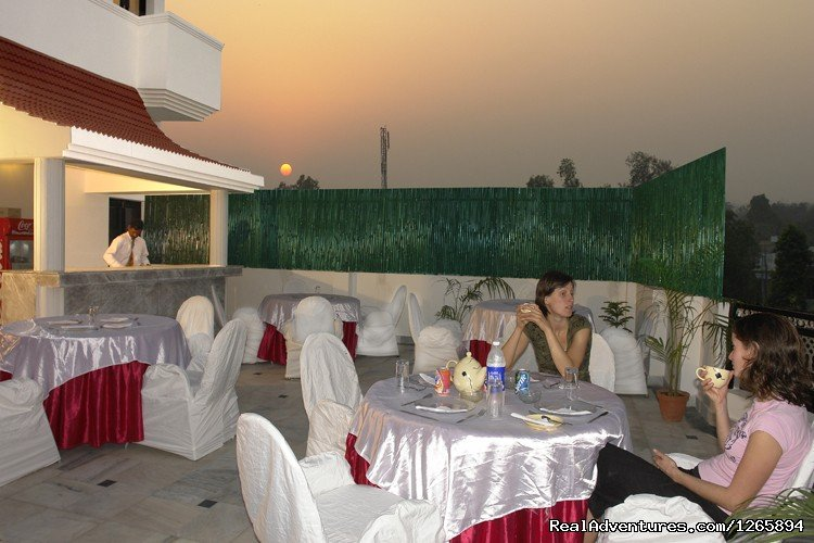 Roof Top Restaurant | Image #4/8 | Taj Homestay Agra