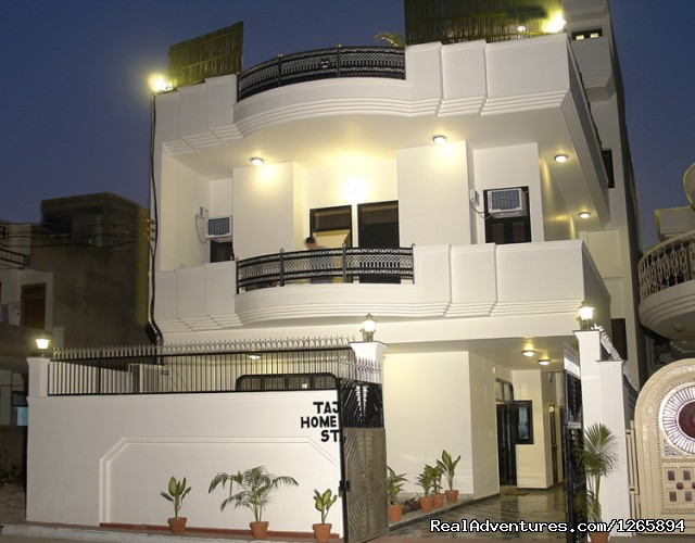 Taj Homestay Agra Bed & Breakfasts Agra, India
