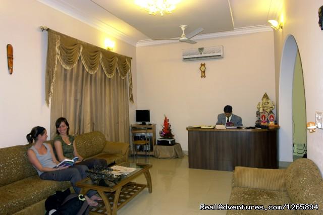 Lobby - Taj Homestay Agra