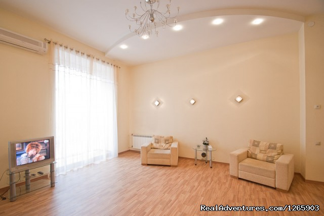 Apartment for rent in the center of Minsk